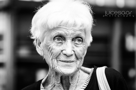 Difference - Street Portrait