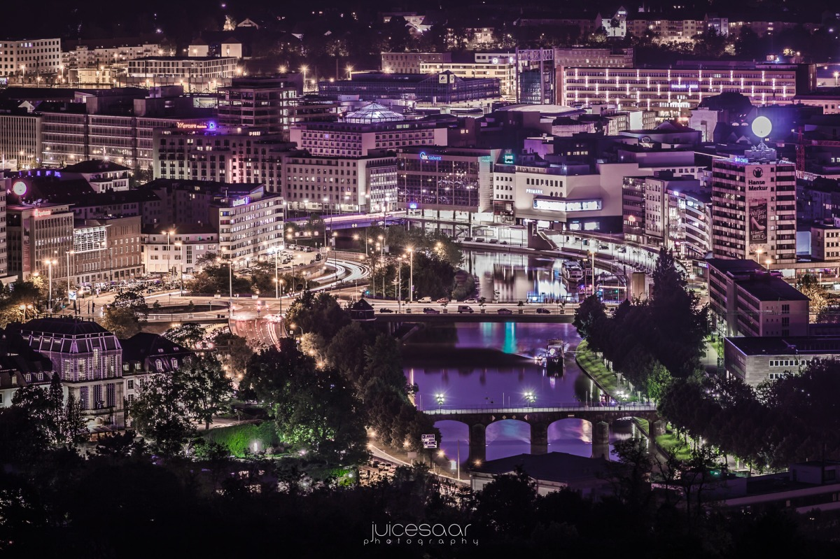 I ♥ SB - Best of Saar-Metropole by Juicesaar